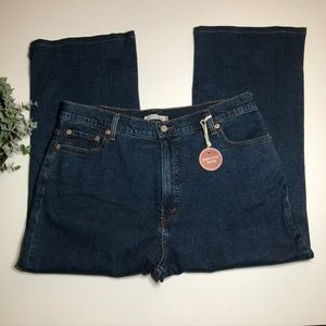 Levi's Perfectly Slimming 512 Jeans Plus Size 18